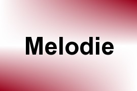 Melodie name image