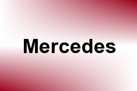 Mercedes name image
