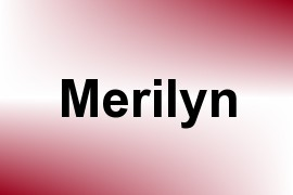 Merilyn name image