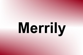 Merrily name image