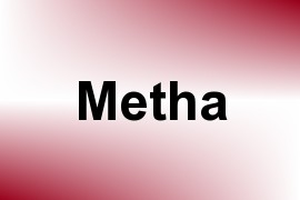 Metha name image