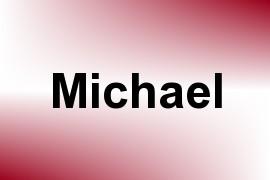Michael name image