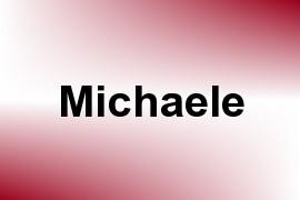 Michaele name image