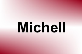 Michell name image
