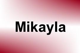 Mikayla name image