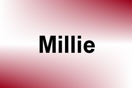 Millie name image