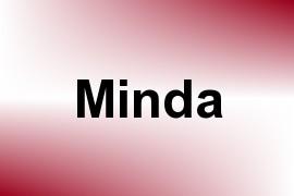 Minda name image