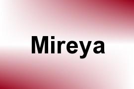 Mireya name image