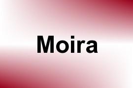 Moira name image