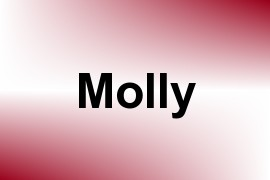 Molly name image