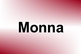 Monna name image