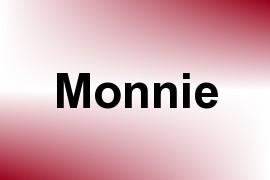 Monnie name image
