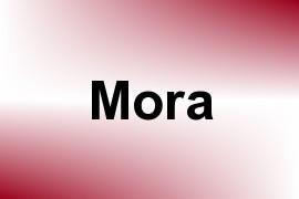 Mora name image