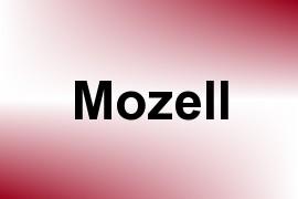Mozell name image