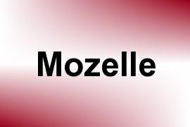 Mozelle name image