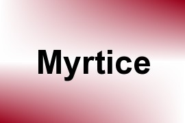 Myrtice name image