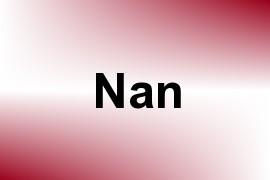 Nan name image