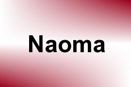 Naoma name image