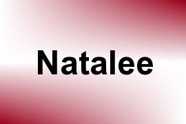 Natalee name image