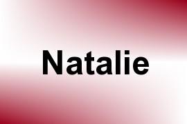 Natalie name image
