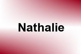 Nathalie name image