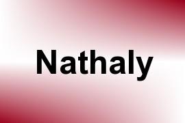 Nathaly name image