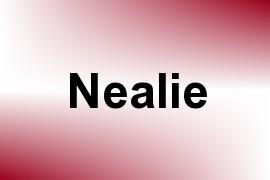 Nealie name image