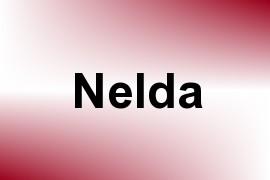 Nelda name image