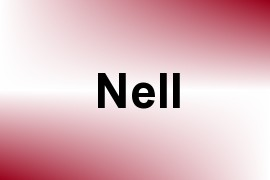 Nell name image