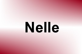 Nelle name image