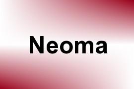Neoma name image