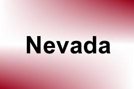 Nevada name image