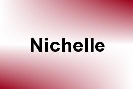 Nichelle name image