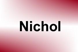 Nichol name image