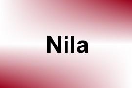 Nila name image