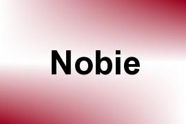 Nobie name image