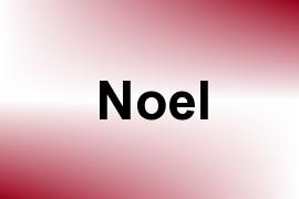 Noel name image