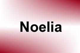 Noelia name image
