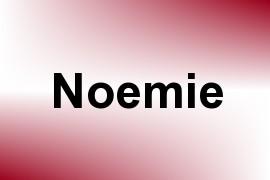 Noemie name image