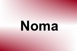 Noma name image