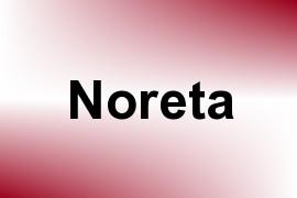 Noreta name image