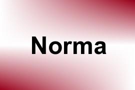 Norma name image