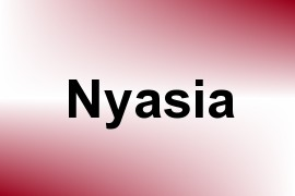 Nyasia name image