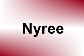 Nyree name image