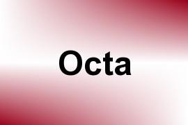 Octa name image