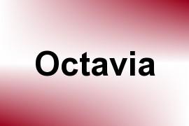 Octavia name image