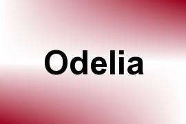 Odelia name image
