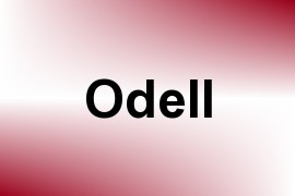 Odell name image
