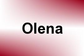 Olena name image