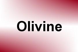 Olivine name image